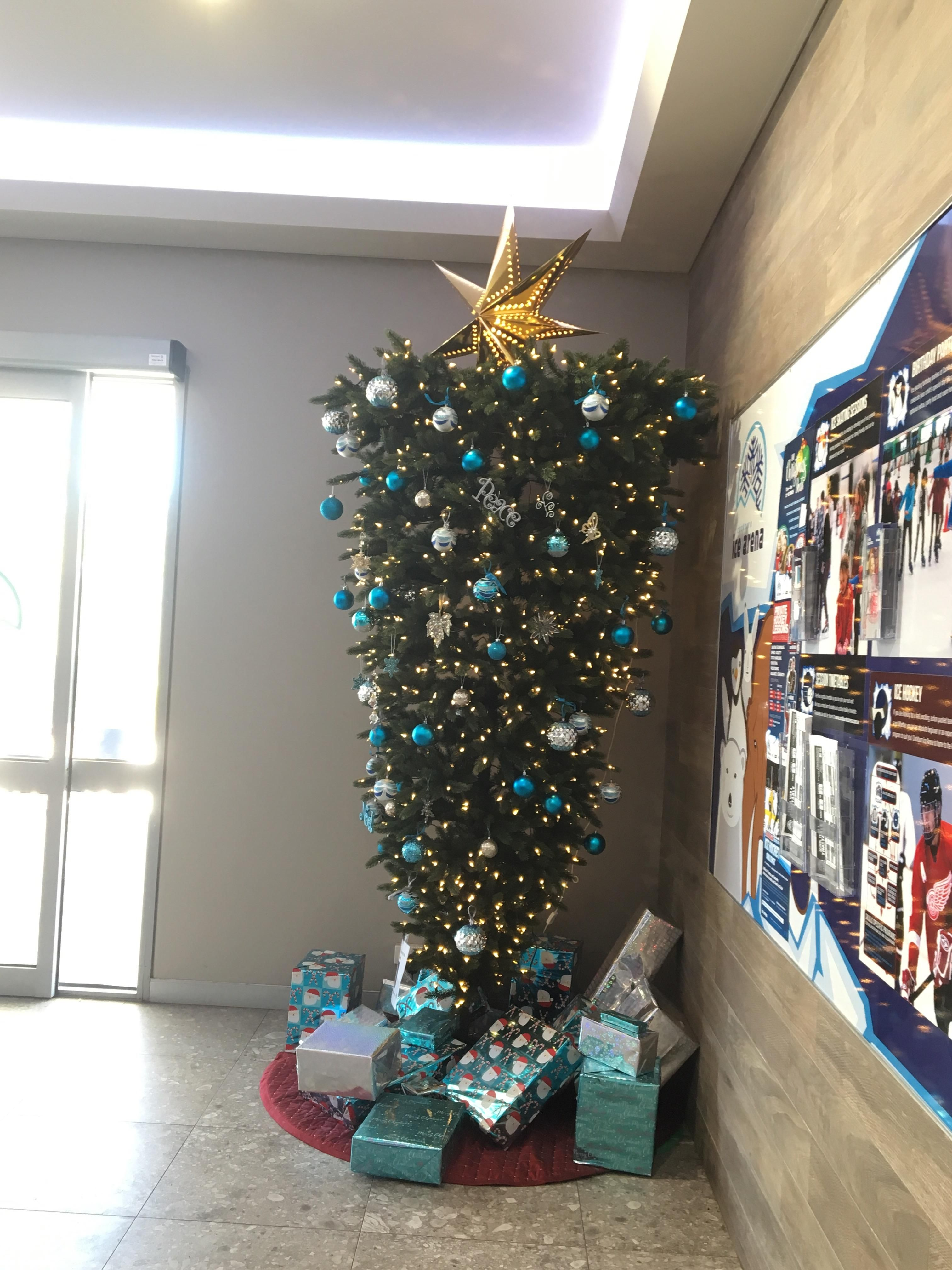 This upside down Christmas tree in Australia https//ift