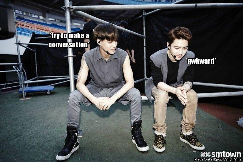 first date be like.. | allkpop Meme Center