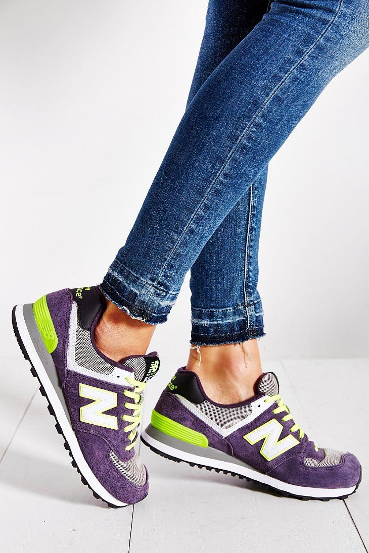 New Balance 574 Core Running Sneaker Urban Outfitters