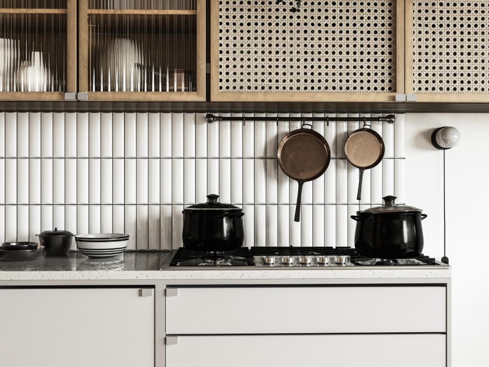 Mieszkanie Na Zoliborzu Inspirowane Latami 60 I 70 Proj Noreststudio Interior Trend Kitchen Appliances Interior