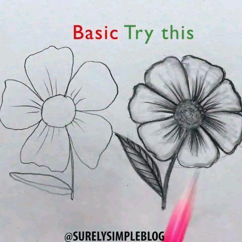 #better #drawingseasy #flowers