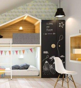Habitaciones juveniles para chicos y chicas muebles - Habitaciones juveniles para chicos ...