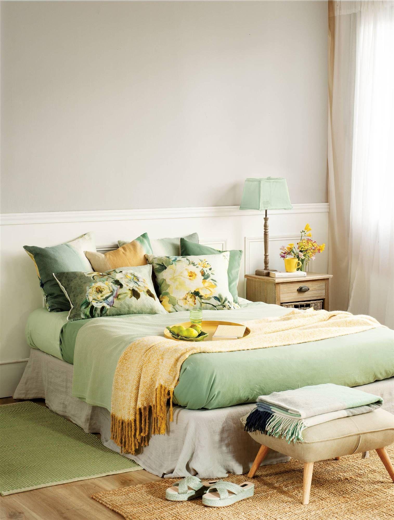 Combina Alfombras De Distinto Material Dormitorios Decoraciones De Casa Decoracion De Unas