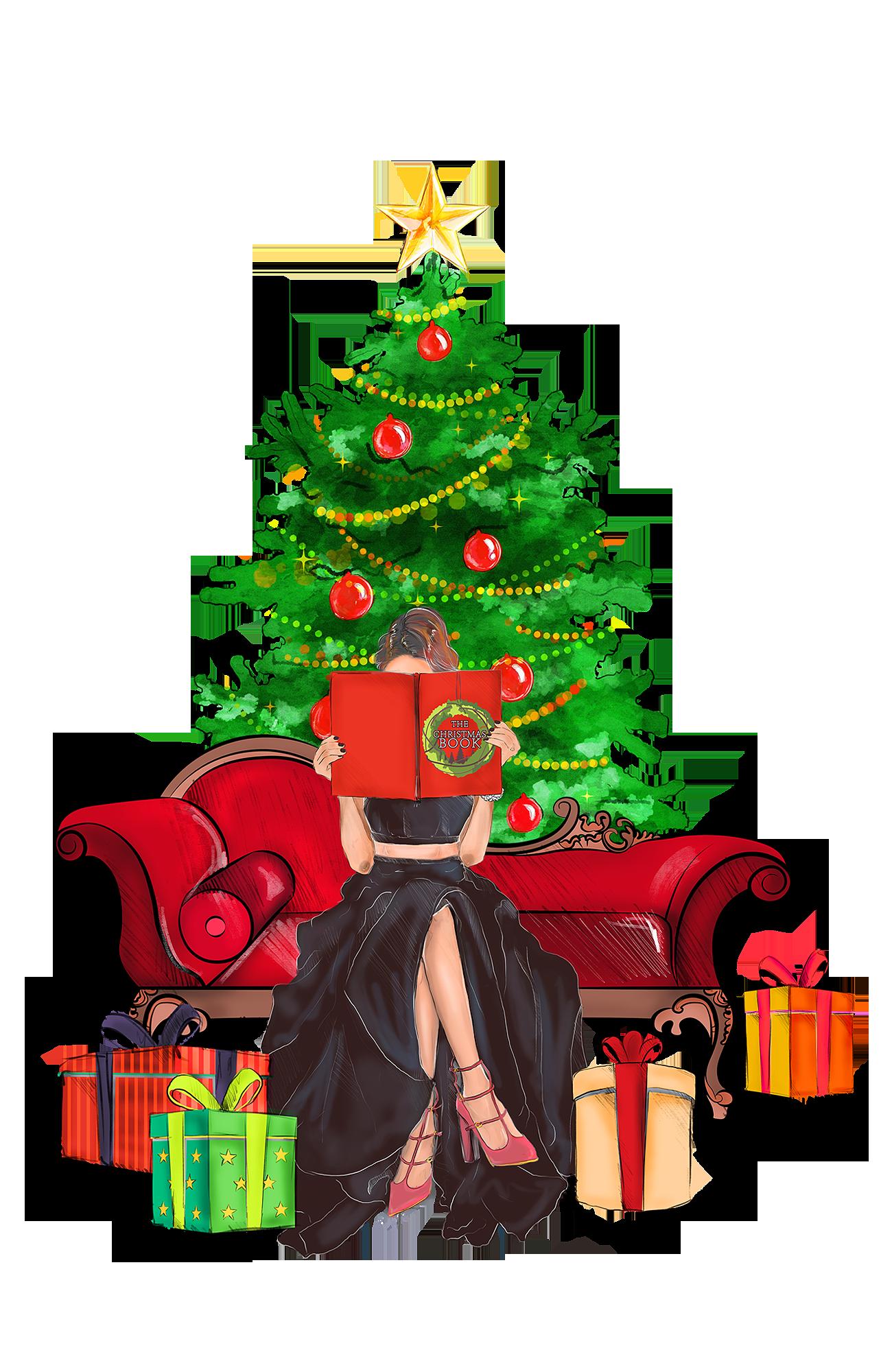 iPhone XS Case The Christmas Book by SAROKEY Livres de
