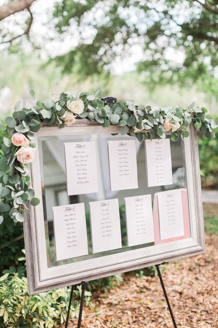 Romantic Davis Islands Garden Club Wedding in Tampa in 2018