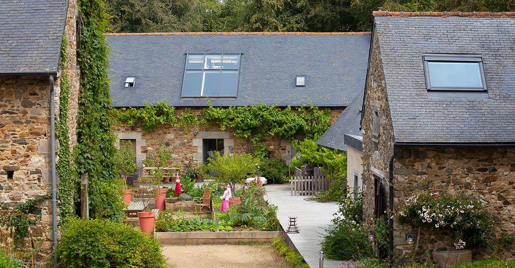 La maison des lamour plelo 1024 533 casas - Chambre d hote piscine bretagne ...