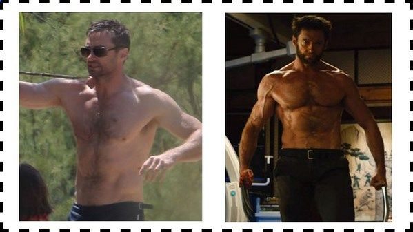 Hugh Jackman's Secret 2-Step Formula to Getting Jacked and Chiseled '6-Pac' Abs muscIe.co/SXxIgv