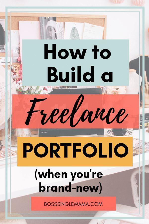 4 Tips For Creating A Freelance Writer Portfolio That Gets Clients Freelance Writing Freelance Writing Portfolio Freelance Writing Jobs
