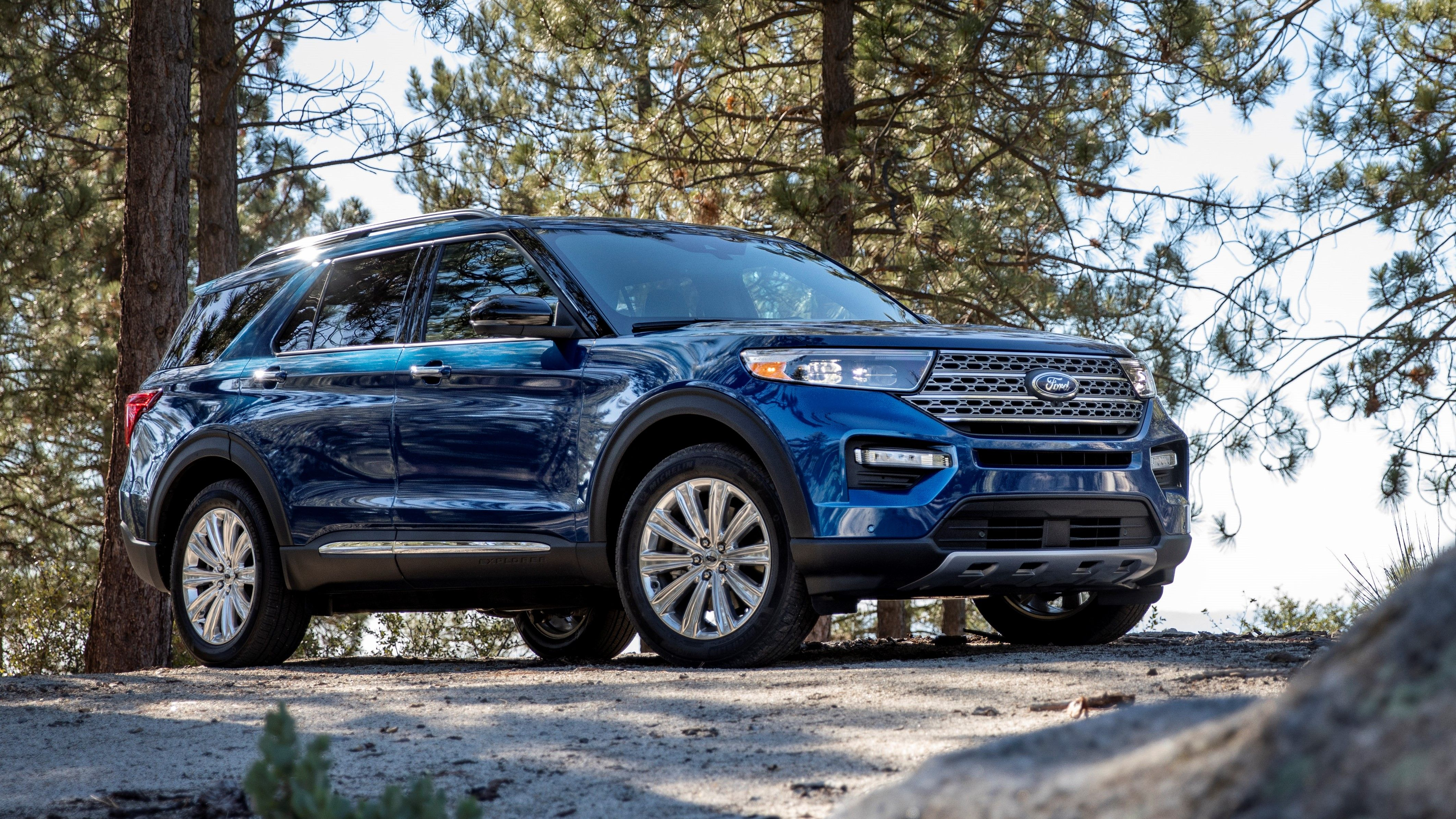 A New Calm Setting On The 2020 Ford Explorer Is A Peaceful Addition In 2020 Ford Explorer 2020 Ford Explorer Ford Explorer Hybrid