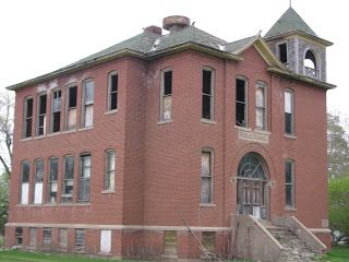 Abandoned School in MN