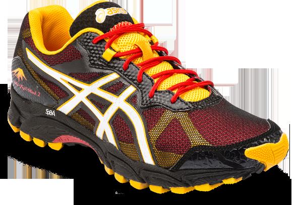 lightweight trail shoe