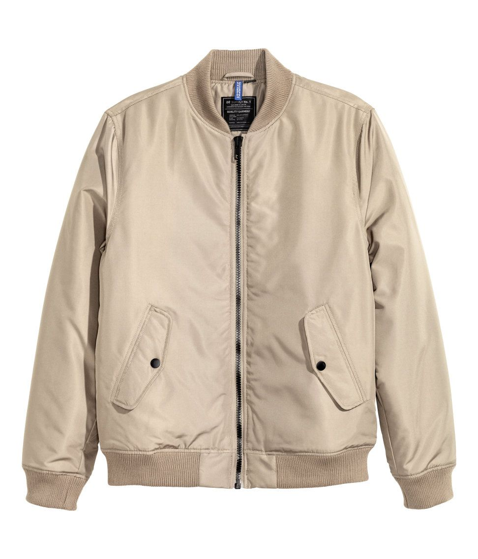 900ce9793020 Bomber Jacket | H&M Divided Guys | H&M MAN DIVIDED | Jackets, Bomber ...