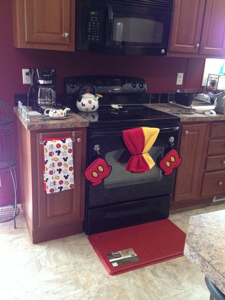 20+ Creative Disney Kitchen Ideas #disneykitchen