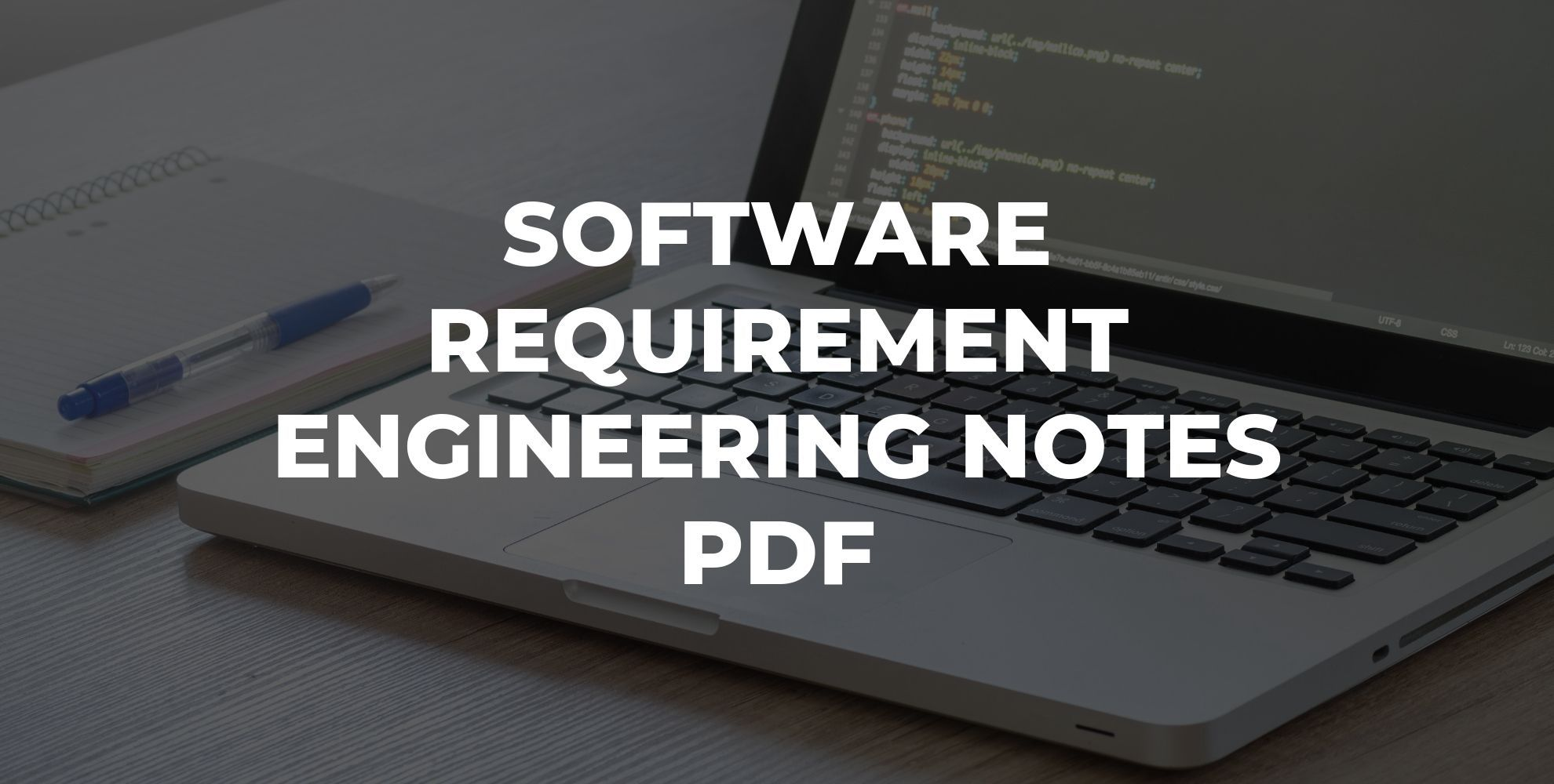 2020 S Best Software Requirement Engineering Books And Pdf Notes In 2020 Engineering Notes Engineering Design Process Requirements Engineering