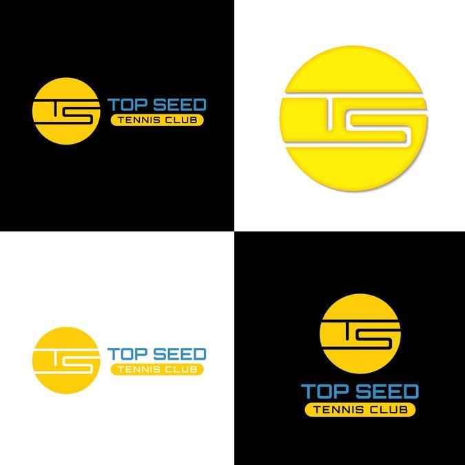 Tennis Club Needs The Sharpest Logo To Ever Grace Sports Apparel By Mibg Tennis Clubs Sharp Logo Logo Design Contest