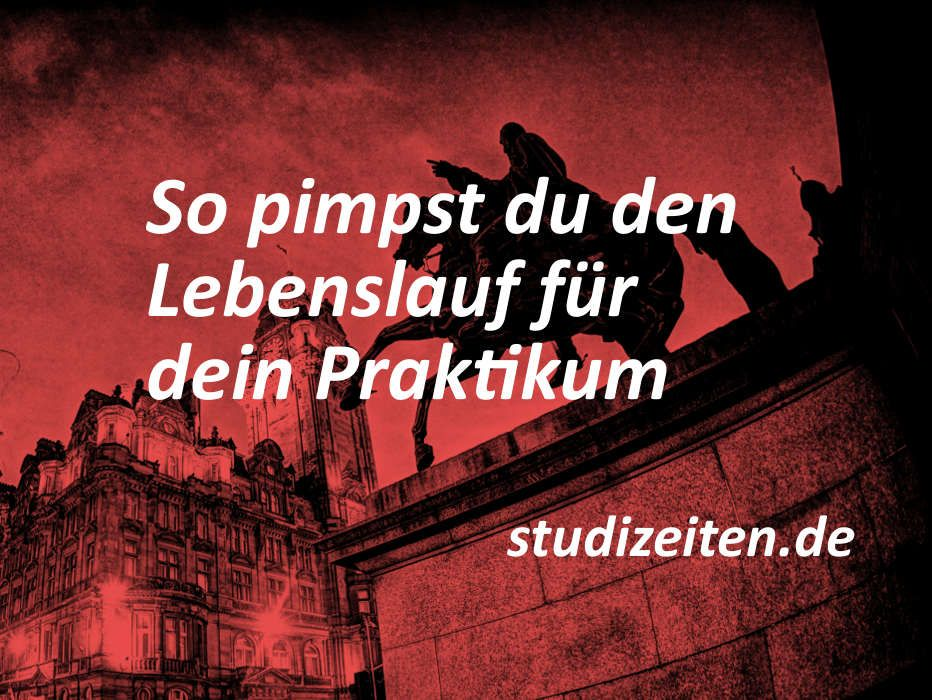 1000+ Ideas About Lebenslauf Praktikum On Pinterest | Bewerbung