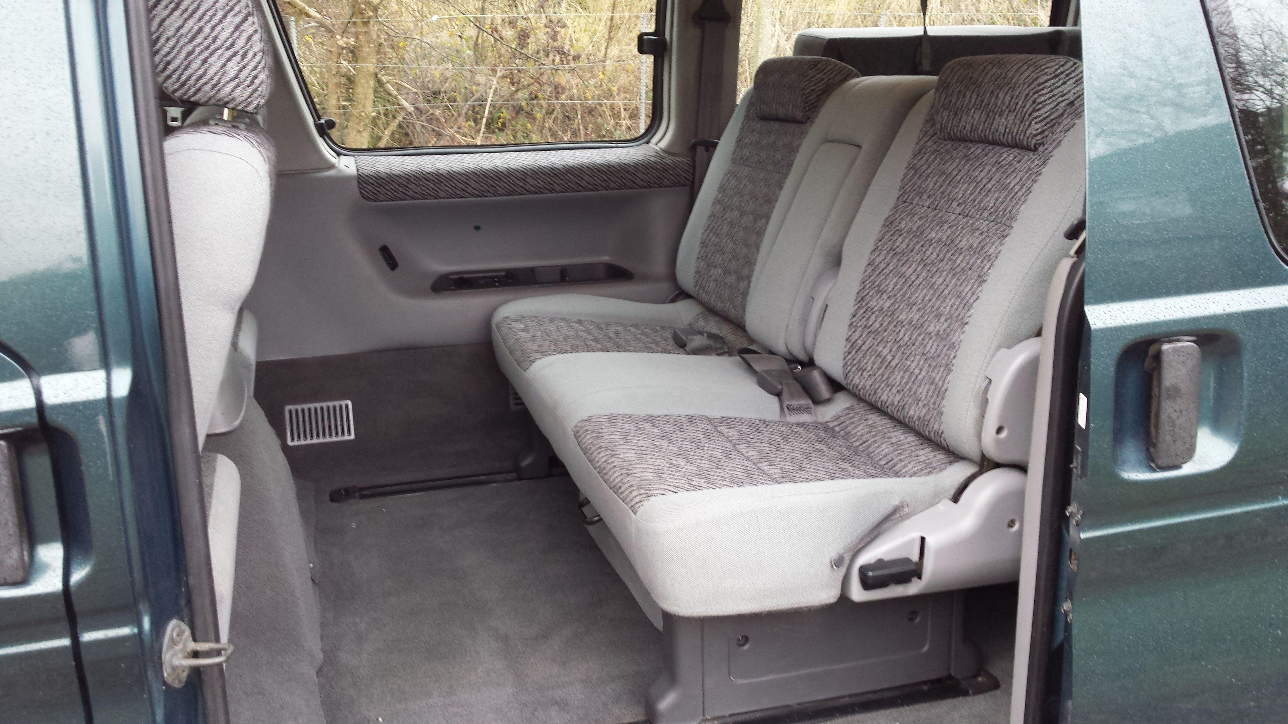 Mazda Bongo Camper Van Interior Middle Mazda Bongo Bongo Camper Van For Sale