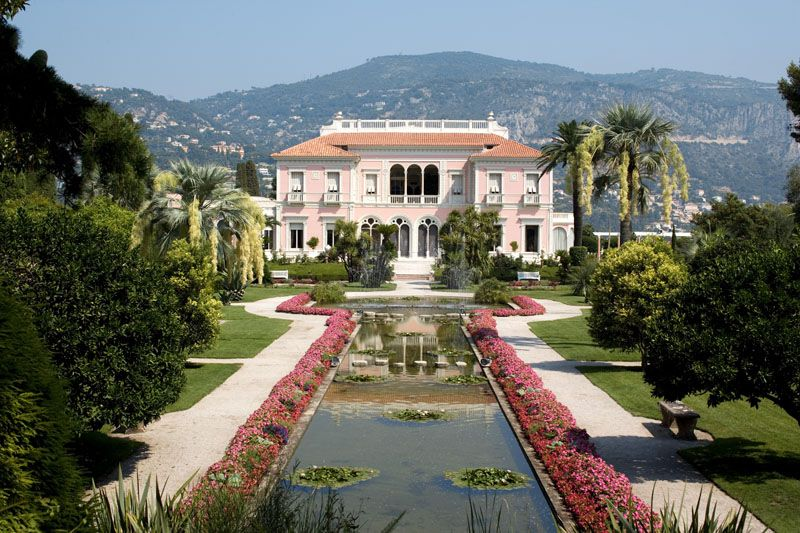 Villa La Leopolda in Saint-Jean-Cap-Ferrat