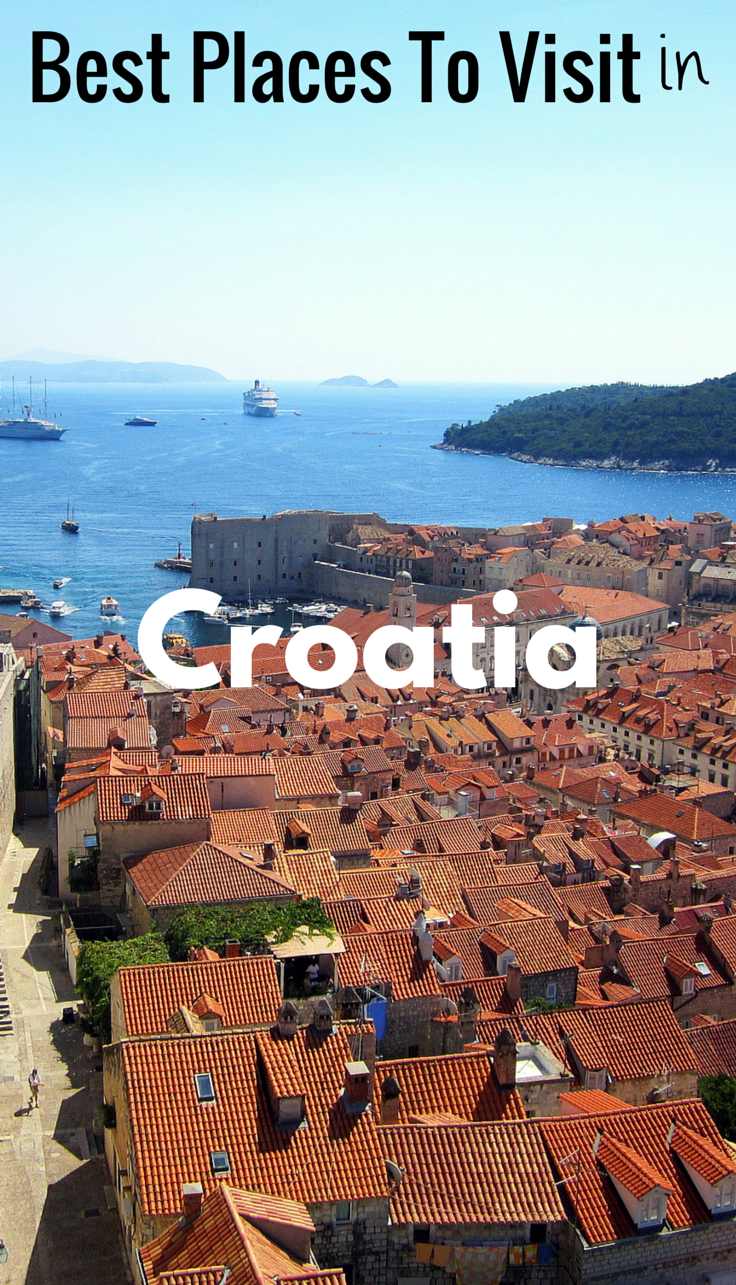 Includes: the most beautiful places in the Croatia, the best things to do in the Croatia, place where to visit in the land of beautiful nature, must visit places, and incredible people