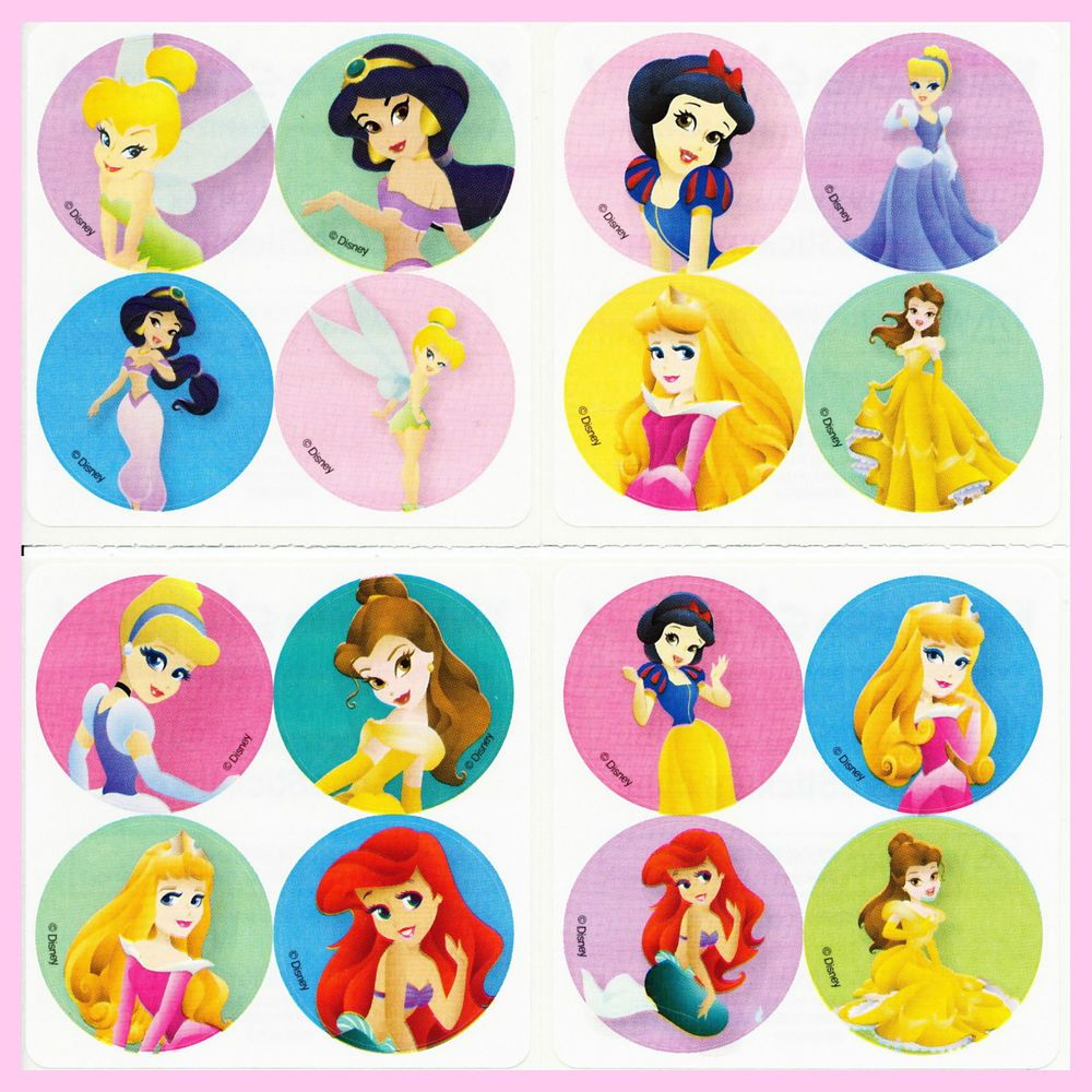 Disney ARIEL Little Mermaid TATTOOS Birthday Party Supplies TEACHER Supplies 32