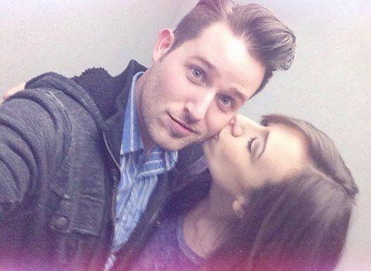 Colleen Ballinger aka Miranda and Joshua got engaged! They are so cute!