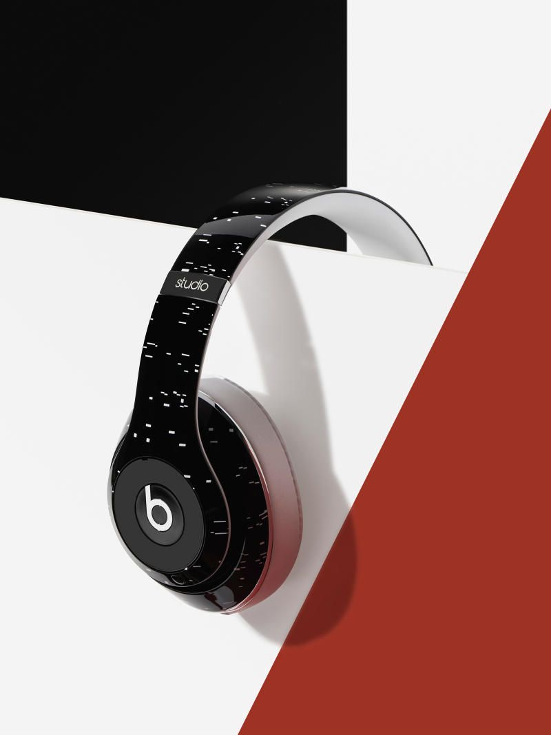 Exclusive  Beats By Dre Links Up With Pigalle for a Pair of Limited ... 21c4eea2f4