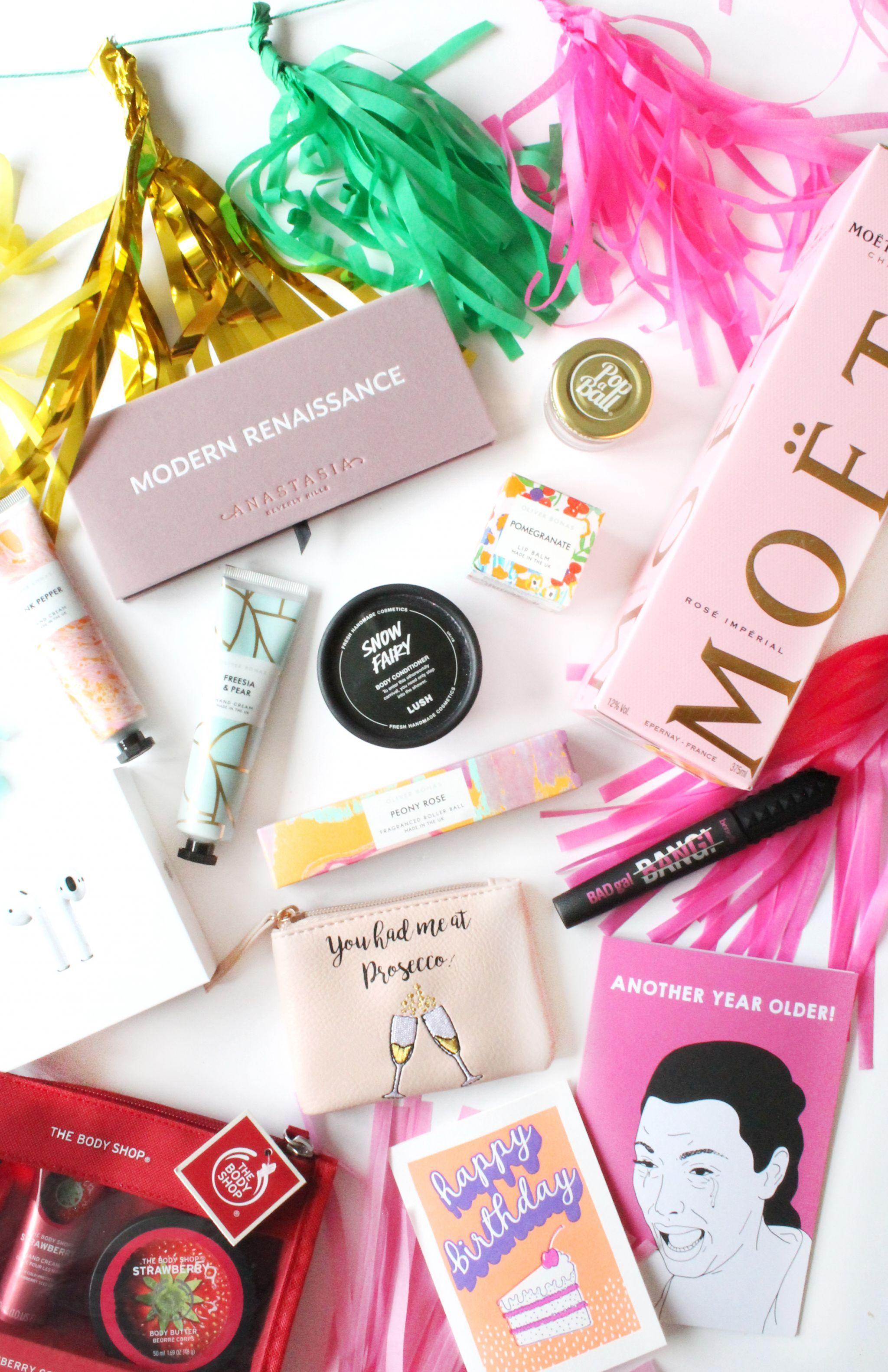A Few 25th Birthday Presents Beauty Lifestyle Makeup