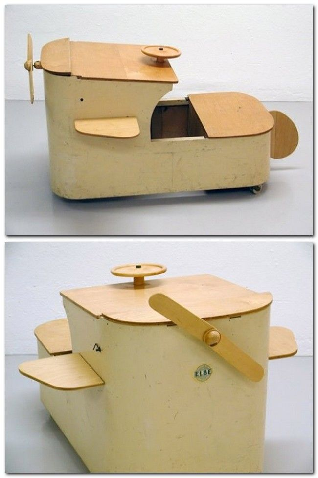 Vintage Swedish Furniture For Children.Designed In The 1950s By The ELBE  Factory In Sweden
