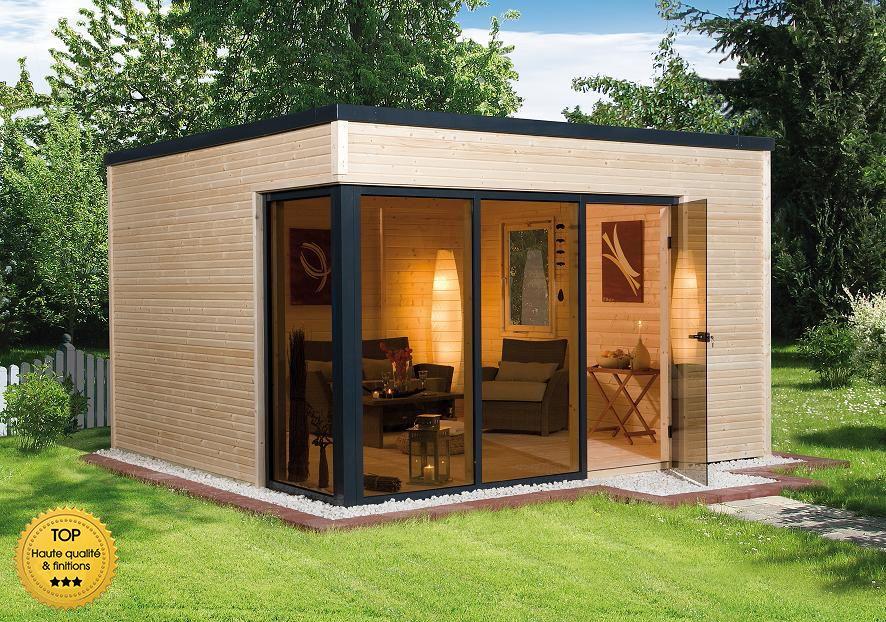 abri de jardin pas cher CUBILIS Weka | Architectures diverses ...