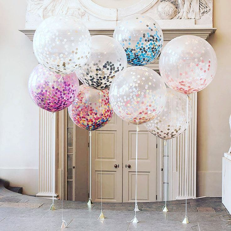 have multiple of these balloons except only the ones with blue