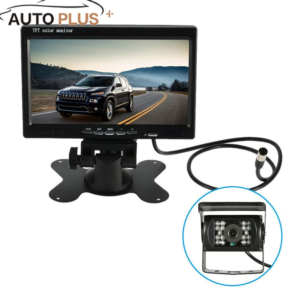 Optional roof mounted LCD TV / DVD Ford transit, Camper
