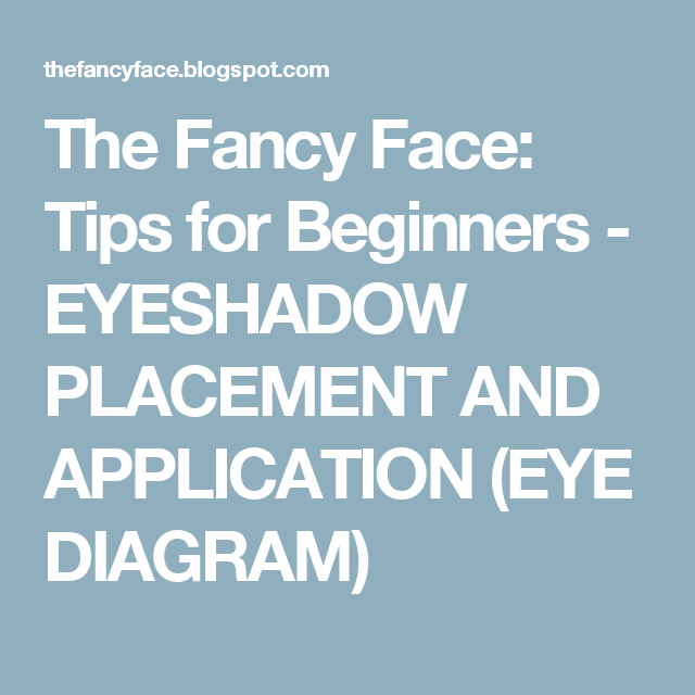 The Fancy Face Tips For Beginners Wiring Diagram