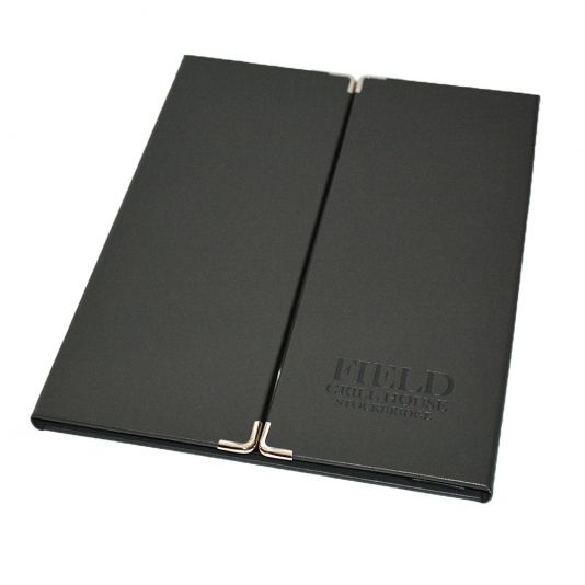 Opening the Doors to Your Menu in Style Hospitality, Menu and - resume portfolio folder
