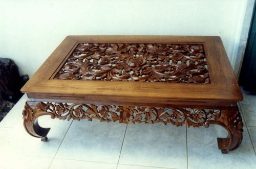 Merveilleux When Choosing Carved Coffee Tables | Modern Home Design Gallery