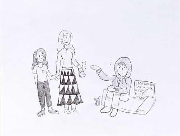 Understanding The Word Kind Through Children S Drawings
