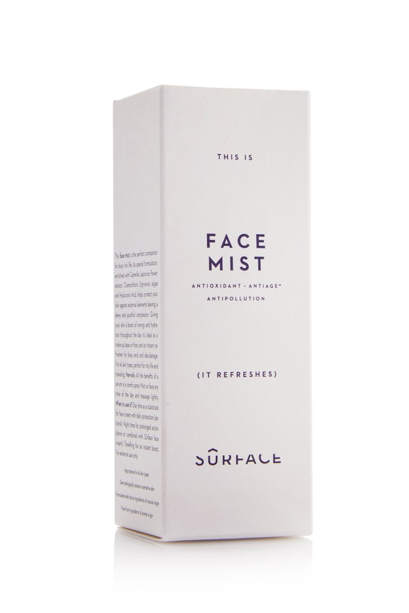 Surface Face Mist 80ml Face Mist Makeup Base Face