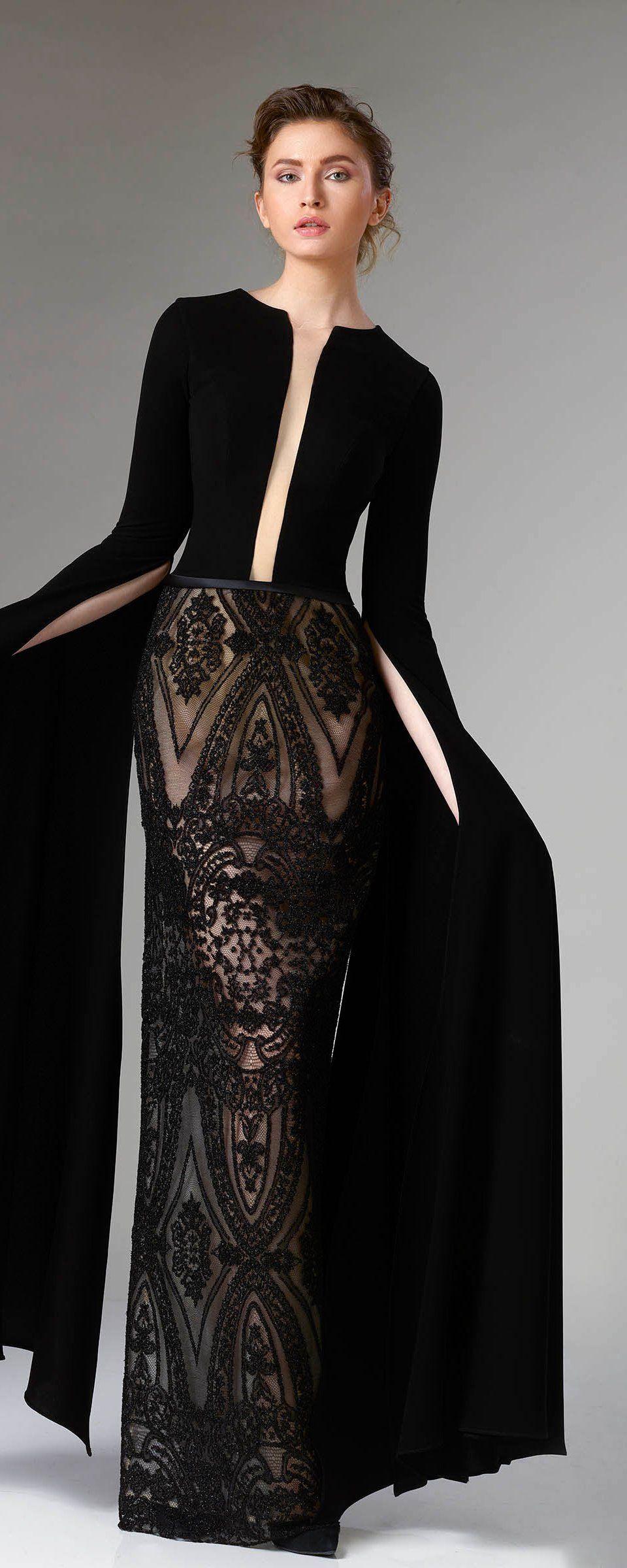 """Edward Arsouni """"Divina"""", H/W 10-10 - Couture - http://de"""