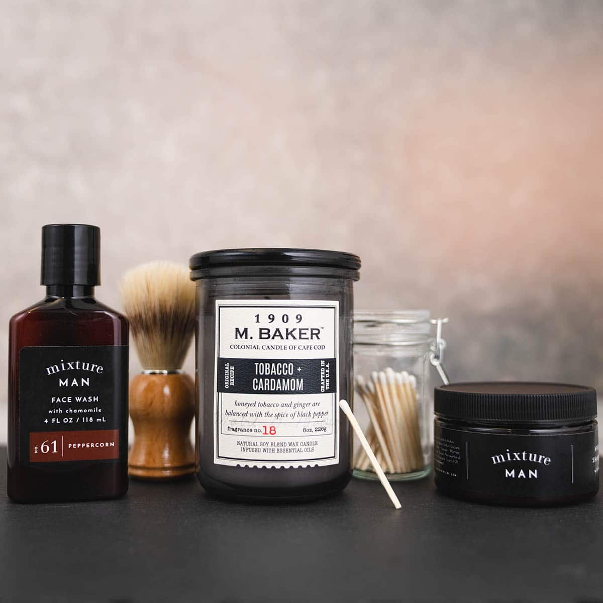 Crave the shave mens spa gift set spa gifts set spa