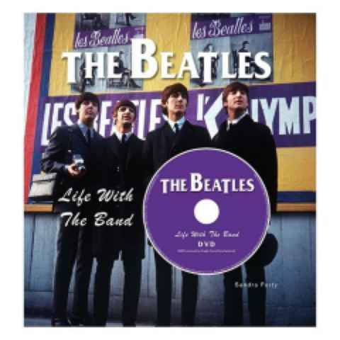 ''The Beatles Life with the Band'' Book & DVD Set