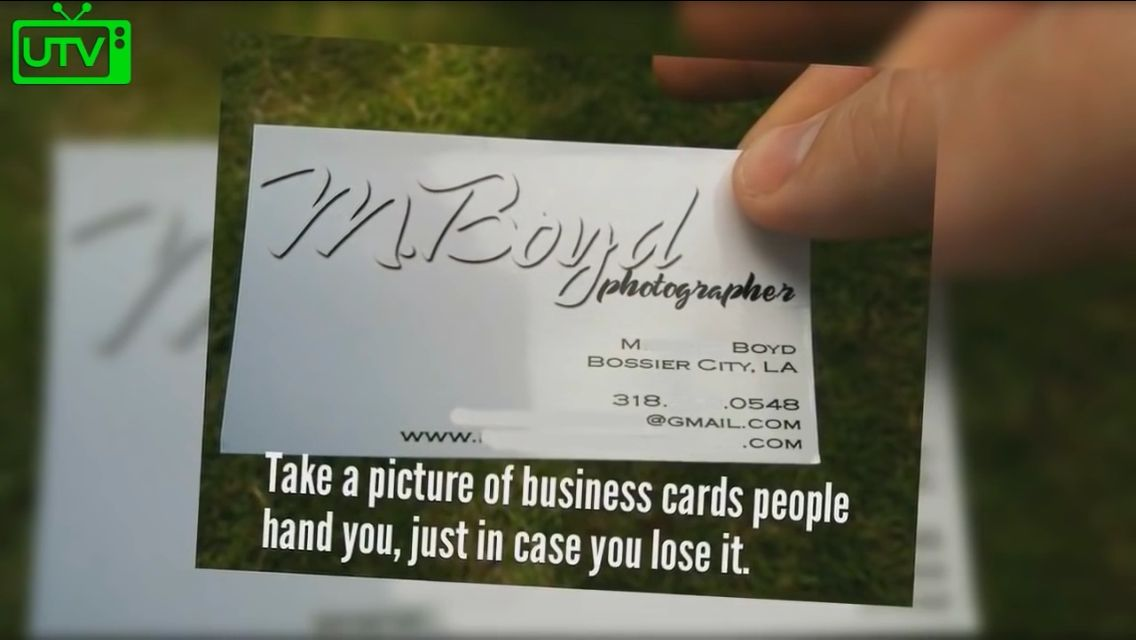 Losing business cards life hacks you need to know pinterest losing business cards reheart Images