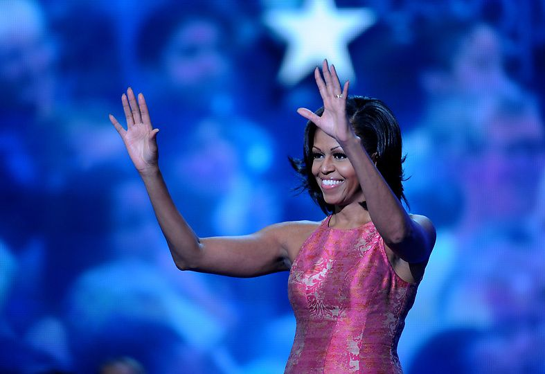 Beautiful inspirational speech 1st Lady Michelle! | History
