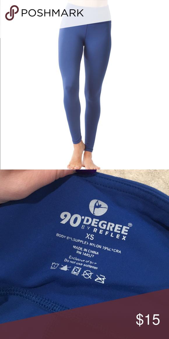 e3d41af157d3b Leggings Squatproof tummy control Super comfy 90 Degree By Reflex Pants  Leggings
