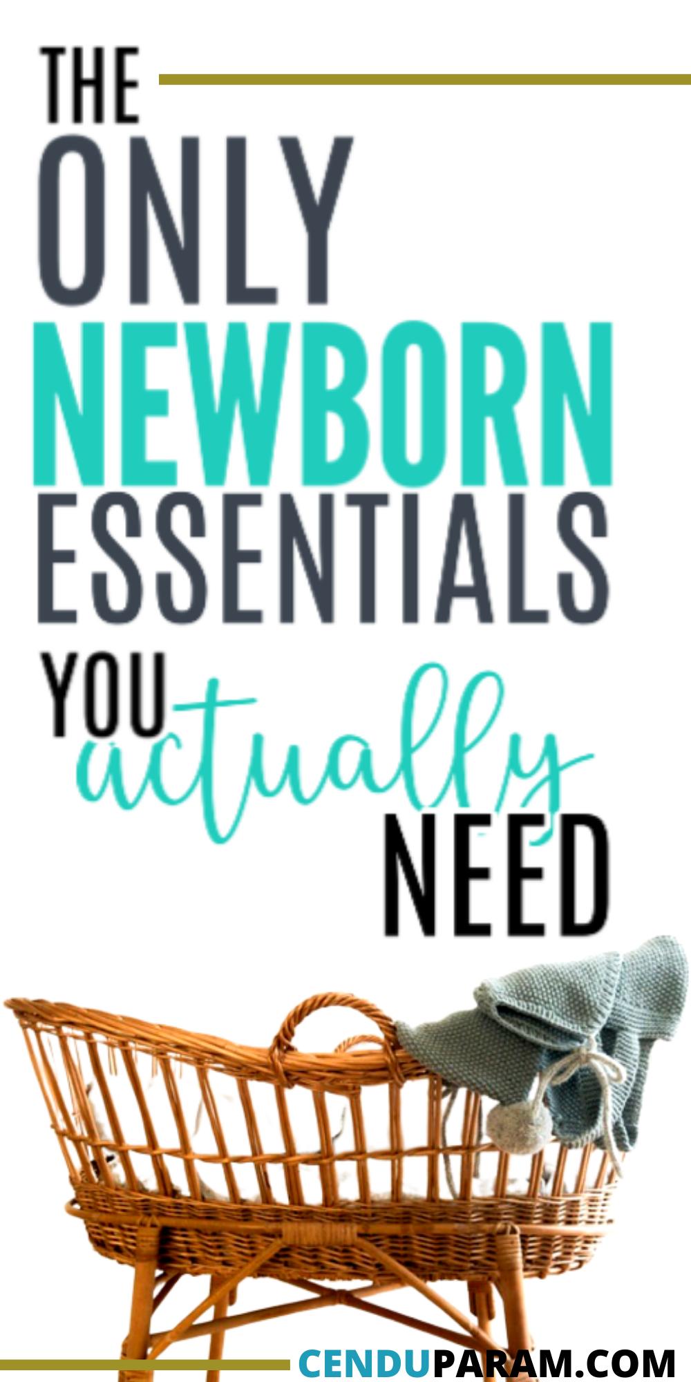 , Essentielle Produkte für Neugeborene, die Sie WIRKLICH BRAUCHEN: Minimalistische Neugeborenen…, My Babies Blog 2020, My Babies Blog 2020