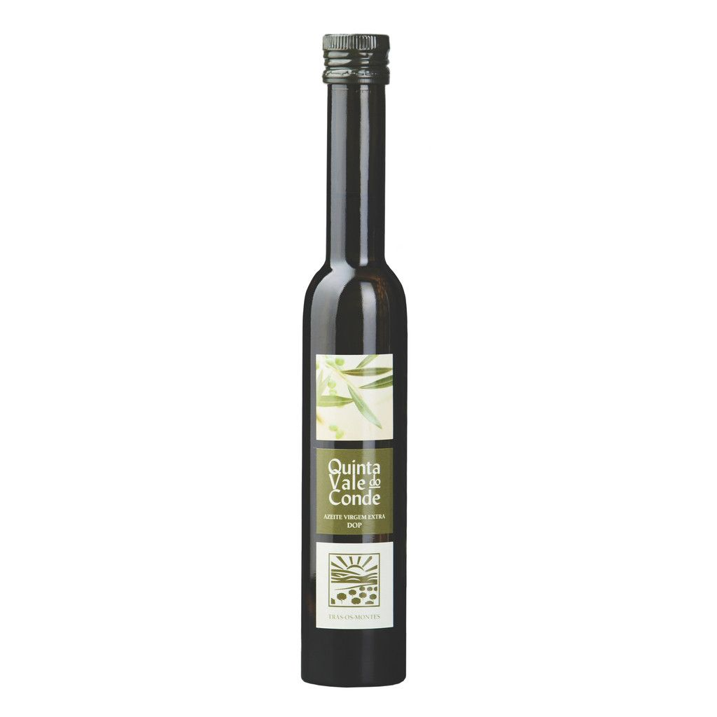 Extra Virgin Olive Oil - DOP / Azeite Extra Virgem - DOP Quinta Vale do Conde