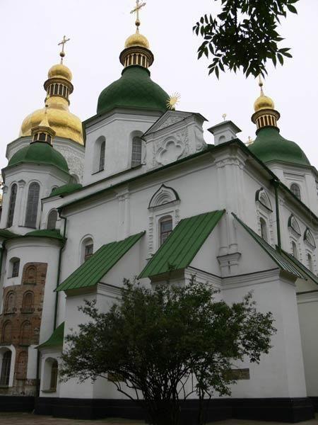 www.school.edu.ru :: Софийский собор в Киеве. 1017—1037 ...