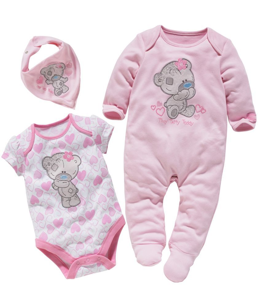 af8d2eab3 Buy Baby Tatty Teddy Gift Set - Newborn at Argos.co.uk - Your Online Shop  for Girls' baby clothes.