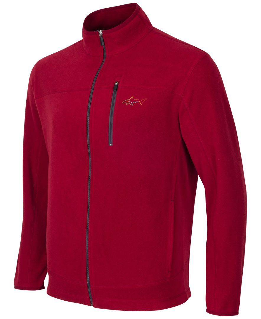 Greg norman for tasso elba menus iron fleece jacket only at