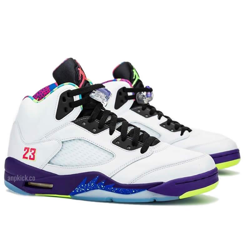 "Air Jordan 5(V) Alternate ""Fresh Prince BelAir"" Release"