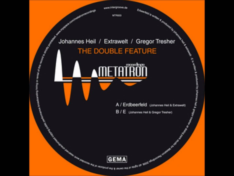 Johannes Heil Extrawelt Erdbeerfeld Electronic Music Techno Pie Chart