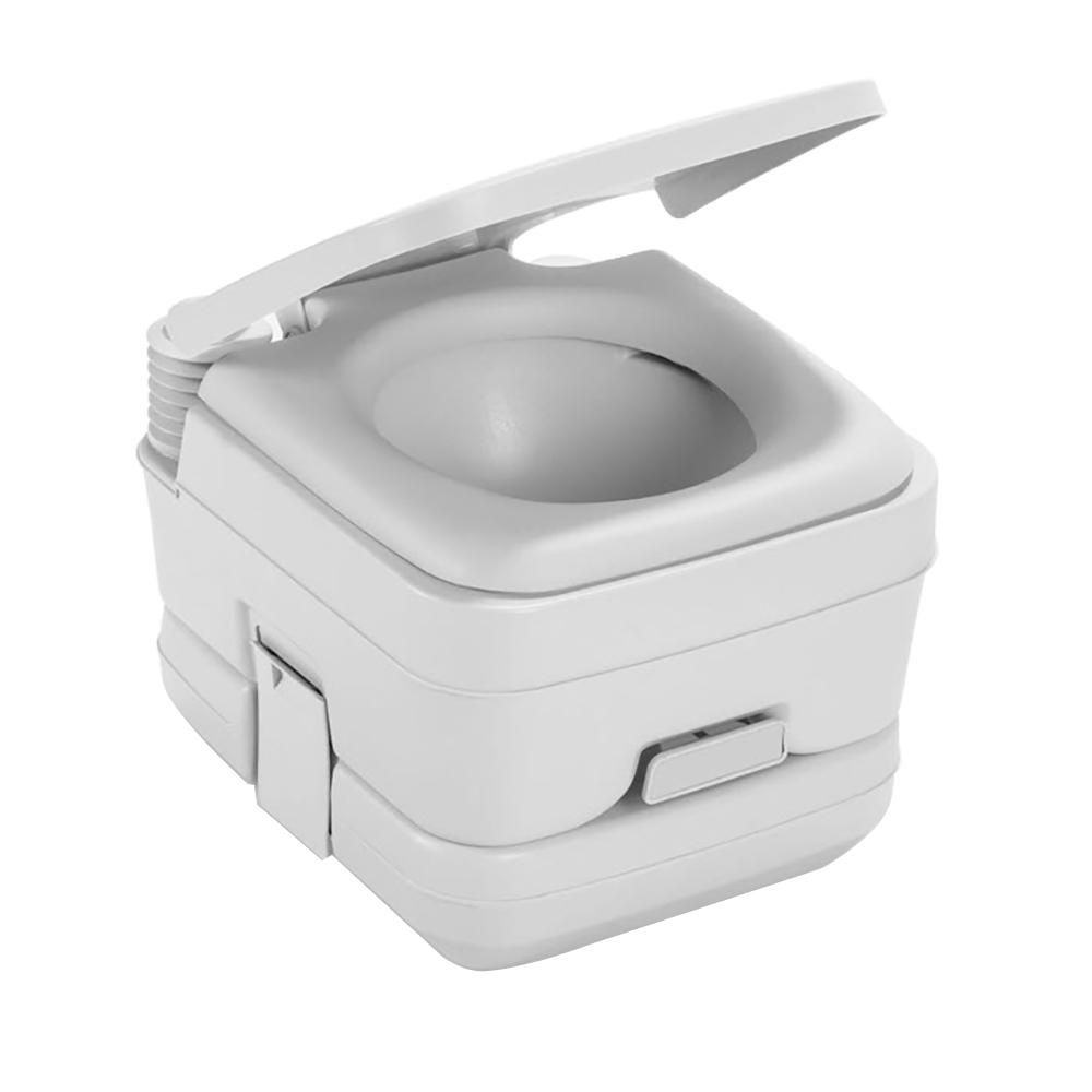 Dometic SeaLand 974 Portable Toilet 2.6 Gallon Grey w//Brackets 301097406
